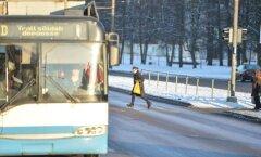 Sõpruse pst Lepistiku bussipeatuse ülekäigurada