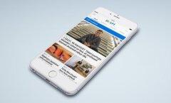 Delfi mobiilirakendus