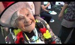 Kurb! Suri Eurovisioni suurim fänn, 105-aastane sakslanna Oma Ella