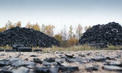 SENSOR: Keskkonda reostavad kummimäed võivad Eesti rehvidest üldse ilma jätta