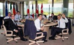 G7: Brexit oleks tõsine oht ülemaailmsele majanduskasvule