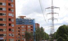 Mustamäelaste kõrgepingeliinist vabastamine maksab 2,6 miljonit eurot