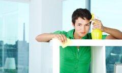 Suurpuhastuse aeg: seitse asja, millega oma kodu mitte ühelgi tingimusel koristada ei tohi