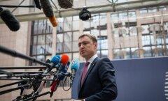 Рыйвас: сотрудничество ЕС-НАТО и единство Запада приобретают еще большее значение в свете референдума