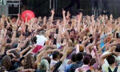 DREAM HOLI Festival Tallinna Lauluväljakul