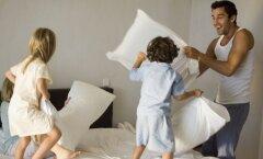 Tolmulestade paradiis: kui tihti tegelikult voodilinu vahetada ja pesta tuleb?