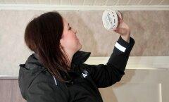 Спасательный департамент проверит пожаробезопасность в домах по всей Эстонии