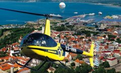 Balloon Tallinn hakkab uuel hooajal pakkuma kopterilende vanalinna kohal