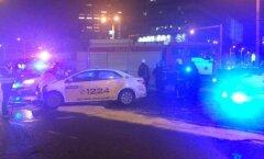 Viru keskuse juures juhtus avarii