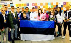 Сборная Эстонии по таэквондо привезла из Греции 10 медалей чемпионата Европы