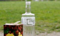ALKOHOLI TARVITAMINE AVALIKUS KOHAS