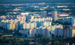 Lasnamäe kinnisvaraturg on Tallinnas kõige hinnatundlikum.