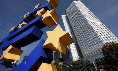 Euroopa Keskpanga otsus valmistas finantsturgudele pettumuse
