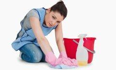 Nüüd on selge: naised lähevad paksuks sellepärast, et nad ei tee piisavalt kodutöid