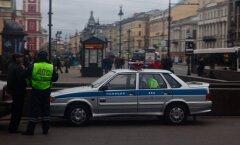 Tallinnast pärit meest kahtlustatakse Peterburis mõrvas