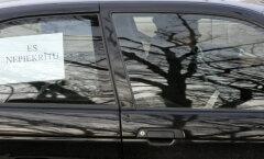 Läti kaalub välismaise numbriga autode maksustamist