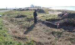 Vormsi saarelt leiti hulk lõhkekehi
