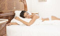 OLULINE PÕHJUS, miks sa ei tohiks aluspesu kandes magama minna