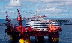Streigioht Norras kergitas nafta hinda