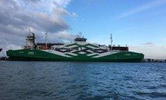 Leiger suundub Leedo laevade kodusadamasse