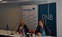 Nordea ja DNB Balti üksuste ühinemisele lisati hiiglaslik hinnalipik