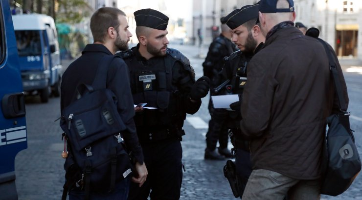 Ida-Prantsusmaal rammis verine mees autoga Colmari mošee sissekäiku