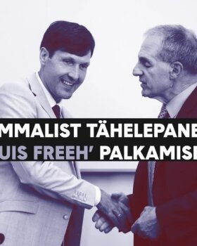 SELGITAV VIDEO | Rahandusminister palkas Eestit esindama advokaat Louis Freeh. Miks peavad informeeritud isikud seda sammu jahmatavaks?