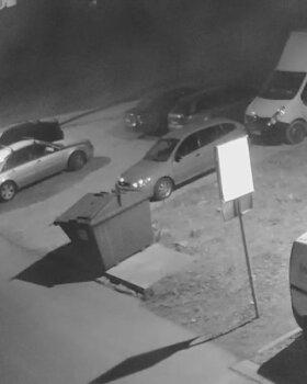 VIDEO | Kas tunned ära? Politsei otsib kaheksa autot põlema pannud isikuid