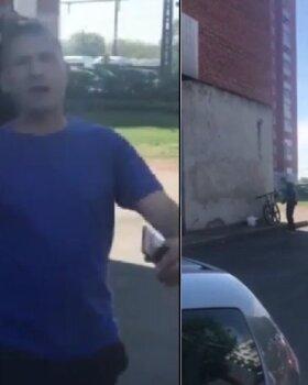 VIDEO | EKRE särgiga mees ründas Õismäe teel Pakistanist pärit tallinlast. EKRE ei välista, et tegemist võib olla valimiseelse provokatsiooniga