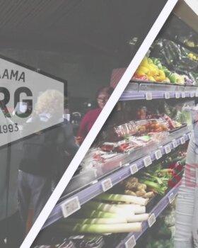 DELFI VIDEO | Kas suvised saadused saab soodsamalt kätte turult või toidupoest? Vaatame Balti jaama turu ja poe näitel järele