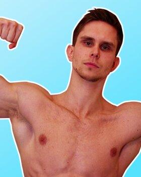 INTERNETI SUPERSTAARID | Tee järele! Narva noormees on musklite abil saanud Eesti üheks vaadatuimaks youtuberiks