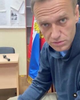 VIDEO | Navalnõi: see vanamees punkris kardab meid nii palju, et seadusandlus visati prügikasti