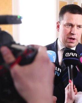 VIDEO | Jüri Ratas arvestab koalitsioonis endiselt ka Ladõnskaja-Kubitsa häälega