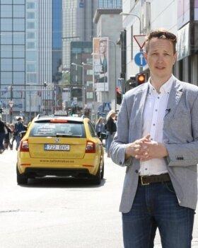 VIDEO | Hobujaama ristmikul võiks tunnis 40 000 euro eest liiklustrahve teha. Kes ja kuidas rikuvad korda?