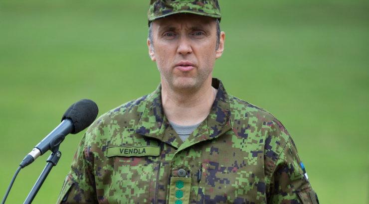 FOTO | NATO staabielementi Eestis asus juhtima kolonel Mart Vendla