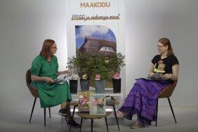 Stuudios on Eva Luigas ja Marju Reitsak
