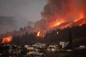 ФОТО   Апокалипсис на Канарах: на острове Пальма началась эвакуация местных жителей и туристов