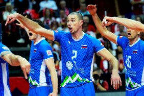 Teise geimi lõpus näitas videokordus, et Klemen Čebulji serv oli siiski sees ja Sloveenia läks ette 31 : 30.