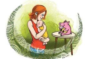SUUR RAHASPIKKER | Kõik, mida pead teadma sünnitus- ja vanemahüvitisest: loe ja ära jää ilma ühestki eurost