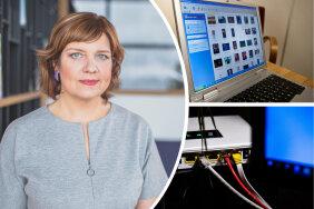 Hille Hinsberg: internetivabadus langeb üle ilma, 45 riiki jälgivad nuhkvaraga kasutajate tegevust