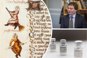 PÄEVA TEEMA   Peeter Espak: valitsus tegelegu kiire vaktsineerimise, mitte keskaegse nõiajahiga