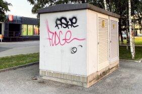 ГАЛЕРЕЯ | В Ласнамяэ патрулировать улицы выходит Art Police