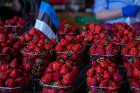 Balti jaama turu maasikad
