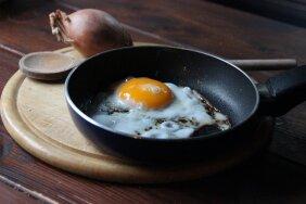 Шок-контент: гениальный и простой способ восстановить антипригарное покрытие на сковороде