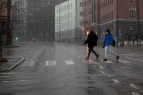 Pime Tallinn keskpäeval 26.11.2020