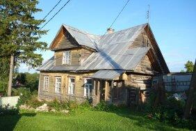 Нарва лишается еще одного из немногих сохранившихся старых домов