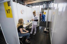 Решение принято: с 17 мая прививку от COVID-19 в Эстонии смогут сделать все желающие
