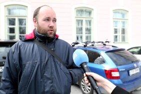 ВИДЕО | Даниэль Рюйтманн планирует потребовать компенсацию у центриста Кравченко, наехавшего на него на автомобиле