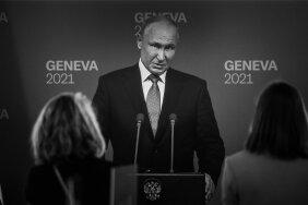 President Putini ja Bideni kohtumine Genfis 2021