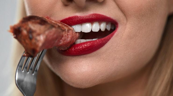 Selleks, et su hambad püsiksid terved, peaksid toidukordade vahele jätma vähemalt nii mitu tundi